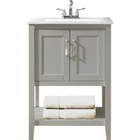 546846 Design House Valerie Vanity with Top