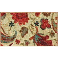 58110 58013 020034 Mohawk Home Tropical Acres Rug