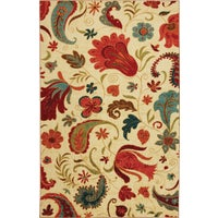 58110 58013 060096 Mohawk Home Tropical Acres Rug