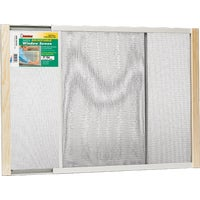 AWS1837 Frost King Adjustable Metal Rail Screen AWS1837, Adjustable Metal Rail Screen