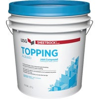 380051-048 Sheetrock Pre-Mixed Topping Drywall Joint Compound 380051-048, Sheetrock Ready-Mixed Topping Drywall Joint Compound