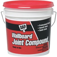10102 Dap Pre-Mixed Latex Wallboard Drywall Joint Compound 10102, DAP Redi-Mix Wallboard Drywall Joint Compound