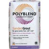 PBG12225 Custom Building Products Polyblend Sanded Tile Grout grout tile