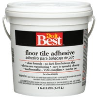 26005 Do it Best Clear Thin Spread Floor Tile Adhesive 26005, Do it Best Clear Thin Spread Floor Tile Adhesive