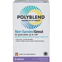 PBG12210 Custom Building Products Polyblend Non-Sanded Tile Grout grout tile