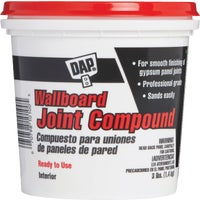 10100 Dap Pre-Mixed Latex Wallboard Drywall Joint Compound 10100, DAP Redi-Mix Wallboard Drywall Joint Compound