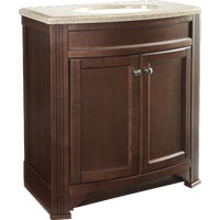 CBCDB30 Continental Cabinets Duvall Vanity with Top