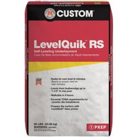 LQ50 LevelQuik RS Self-Leveling Floor Patch & Leveler LQ50, LevelQuik RS Self-Leveling Underlayment