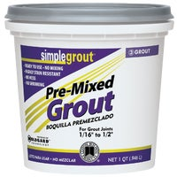 PMG180QT Custom Building Products Simplegrout Tile Grout grout tile