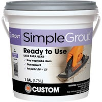 PMG1051-2 Custom Building Products Simplegrout Tile Grout grout tile
