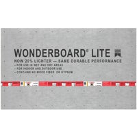 GCB60L Wonderboard Backerboard backerboard tile wonderboard
