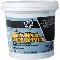 34611 DAP Ready-Mixed Concrete Patch concrete patch