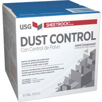 380609 Sheetrock Pre-Mixed Lightweight All-Purpose Dust Control Drywall Joint Compound 380609, Sheetrock Lightweight All-Purpose Drywall Joint Compound With Dust Control