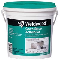 25054 DAP Weldwood Cove Base Adhesive 25054, DAP Weldwood Cove Base Adhesive