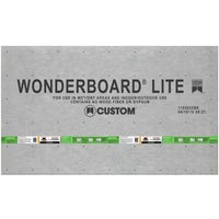 FLB60L Wonderboard Backerboard backerboard tile wonderboard