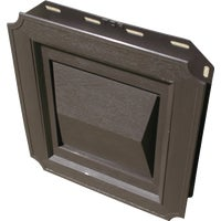 111717 Builders Best J-Block Dryer Vent Hood 11717, J-Block Dryer Vent Hood