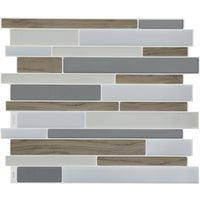 SM1050-1 Smart Tiles Original Peel & Stick Backsplash
