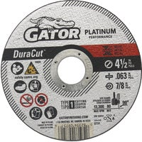 13823 Shop Smith DuraCut Type 1 Cut-Off Wheel cut off wheel