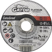 13822 Shop Smith Cut&Grind Type 27 Cut-Off Wheel cut off wheel