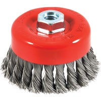 72753 Forney Angle Grinder Wire Brush