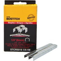 STCR50191/4-1M Bostitch Powercrown Hammer Tacker Staple STCR50191/4-1M, Bostitch Powercrown Hammer Tacker Staple