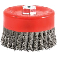 72756 Forney Angle Grinder Wire Brush 72756, Forney Cup Angle Grinder Wire Brush