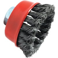 72757 Forney Angle Grinder Wire Brush 72757, Forney Cup Angle Grinder Wire Brush