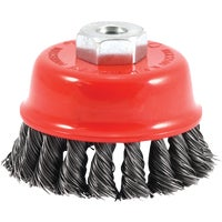 72782 Forney Angle Grinder Wire Brush 72782, Forney Cup Angle Grinder Wire Brush