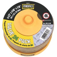 435811 Mibro 24-Piece Metal Cut-Off Wheel Set