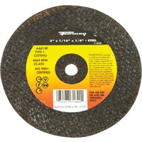 71840 Forney Type 1 Cut-Off Wheel cut forney off type wheel