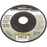 71814 Forney Type 27 Cut-Off Wheel cut forney off type wheel