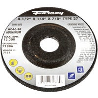 71886 Forney Type 27 Cut-Off Wheel cut forney off type wheel