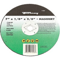 71893 Forney Type 1 Cut-Off Wheel cut forney off type wheel