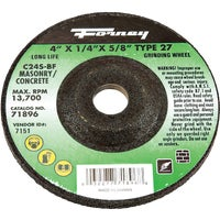 71896 Forney Type 27 Cut-Off Wheel cut forney off type wheel