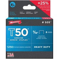 50524 Arrow T50 Heavy-Duty Staple 50524, Arrow T50 Heavy-Duty Staple