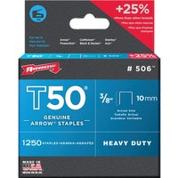 50624 Arrow T50 Heavy-Duty Staple 50624, Arrow T50 Heavy-Duty Staple