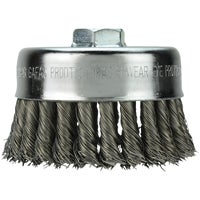 48-52-1300 Milwaukee Angle Grinder Wire Brush 48-52-1300, Milwaukee Cup Angle Grinder Wire Brush