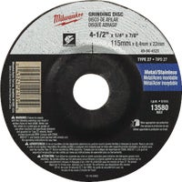 49-94-4520 Milwaukee Type 27 Cut-Off Wheel cut milwaukee off type wheel