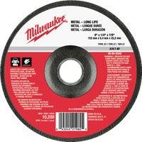 49-94-6340 Milwaukee Type 27 Cut-Off Wheel cut milwaukee off type wheel