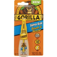 7500102 Gorilla Brush & Nozzle Super Glue glue super
