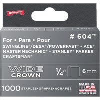 60430 Arrow Heavy-Duty Wide Crown Staple 60430, Arrow Heavy-Duty Wide Crown Staple
