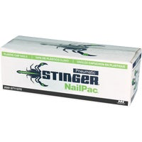 136260 Stinger NailPac Coil Roofing Nails with Caps