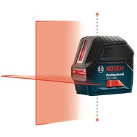 GCL 2-160 Bosch Cross-Line Laser Level with Plumb Points laser level