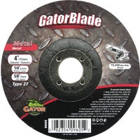 9605 Gator Blade Type 27 Cut-Off Wheel