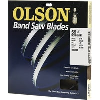 WB55356DB Olson Wood Cutting Band Saw Blade 55356, 55356 Olson Band Saw Blade