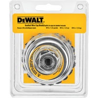 DW4916 DeWalt HP Angle Grinder Wire Brush DW4916, DeWalt Cup Angle Grinder Wire Brush