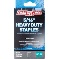 314749 Channellock No. 11 Power Crown Staple channellock no.