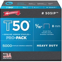 505IP Arrow T50 Heavy-Duty Staple 505IP, Arrow T50 Heavy-Duty Staple