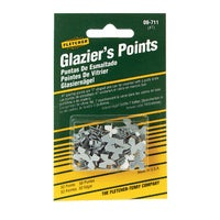 08-711 Fletcher Terry Glazier Push Points glazier points