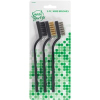 BR003 Smart Savers 3-Piece Wire Brush Set savers smart